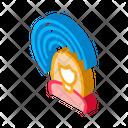 Female Hear Listen Icon