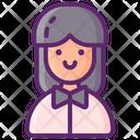 Female Host Icon