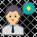 Female idea Icon