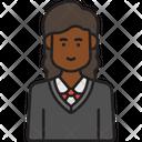 Female Lecturer Icon