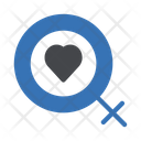 Female Gender Sex Icon