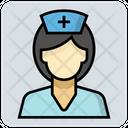 Female Nurse Nurse Female Icon