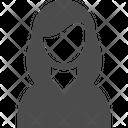 Female Patient Icon