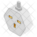 Female Plug Icon