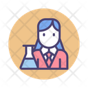 Female Professor Female Avatar Icon