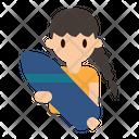 Female Skater Skater Female Icon