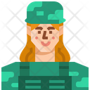 Occupation Avatar Soldier Icon