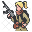 Military Soldier Army Icon