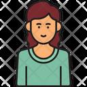 Female Student Student Female Icon