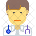 Female Surgeon Surgeon Doctor Icon