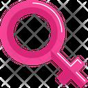 Female Woman Girl Icon