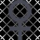 Female Woman Symbol Icon