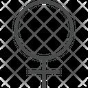 Female Symbol Icon