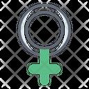 Gender Female Gender Female Symbol Icon