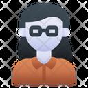 Teacher Man Profession Icon