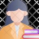 Female Teacher Female Teacher Icon