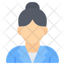 Female Teacher Icon