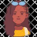 People Avatar Female Icon