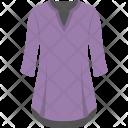 Purple Tunic Female Icon