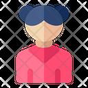 Female User Icon