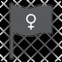 Feminism Flag Sexism Icon