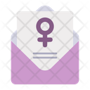 Mail Leeter Message Icon