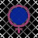 Feminism World Icon
