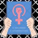 Feminist Campaigns Icon