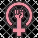 Feminist Symbol Icon