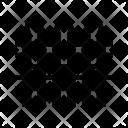Fence Isolated Wood Icon