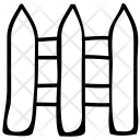 Fence Garden Home Icon