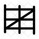 Fence Icon