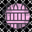 Fence Picket Garden Icon