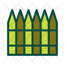 Fence Construction Icon