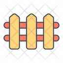 Fence Gardening Fence Wooden Fence Icon