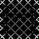 Fence Fences Guardrail Icon