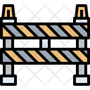 Fence Barricade Barrier Icon