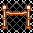 Fence Guardrail Film Fence Icon