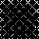 Fence Fencing Picket Icon