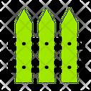Fence Garden Barrier Icon