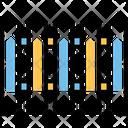 Fence Garden Picket Icon