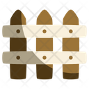 Spring Season Fence Icon