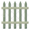 Fence Hurdle Barrier Icon