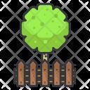 Fence Icon