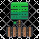 Fence Tree Icon
