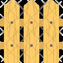 Fence Garden Palisade Icon