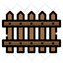 Fence Furniture Household Icon