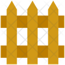 Halloween Wood Gate Icon