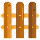 Fence Wood Frence Protection Icon