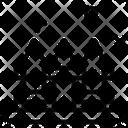 Fence Barrier Garden Icon